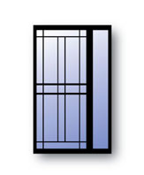 Security Screen Doors Lexington Security Screen Doors